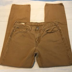 Levi's 514. Straight Legs Jeans W34 L34